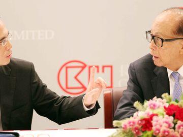 港股分析, 李嘉誠父子增持, 施政報告消除地產股陰霾, 長實長和, 香港財經時報