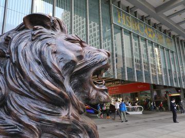 滙豐股價, 5, 派息, 美國債息, 大行報告, 目標價, HKBT, 香港財經時報