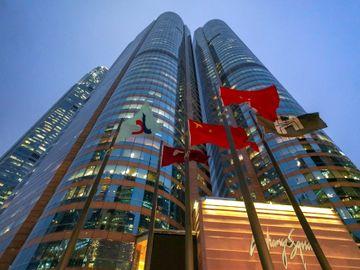 港股, 股價, 50天線, 滙豐, 金管局, 摩通, HKBT, 香港財經時報
