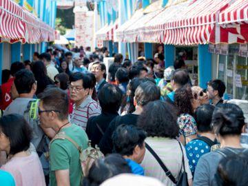 香港美食嘉年華, 不設飲食, 免費入場, 地點, 門票, 香港財經時報