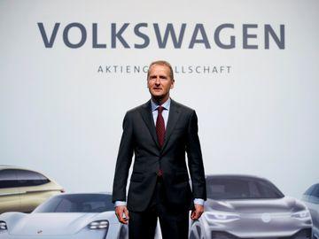 Diess表示,大眾可能藉由新電動汽車平台生產最多達5,000萬輛電動汽車。
