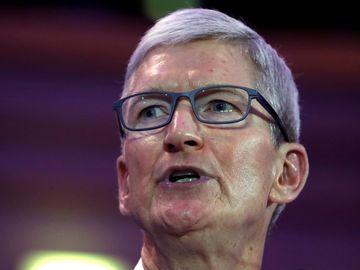 蘋果行政總裁庫克的總薪酬躍升了22%。