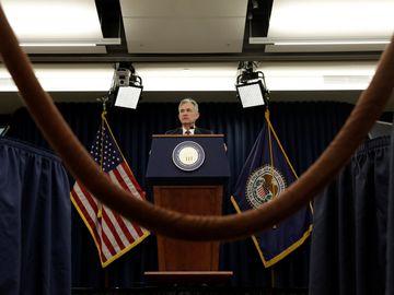 鮑威爾講話卻帶出一個非常明確的訊息是:美國經濟表現仍良好。